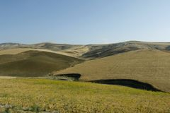 North-Morocco country side Stock Images