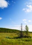 North mountain tundra Stock Photo