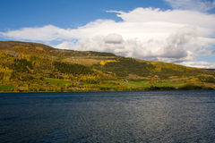 North Norway Royalty Free Stock Images