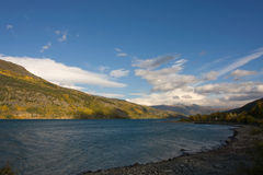 North Norway Royalty Free Stock Photography