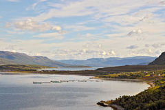 North Norway 56 Stock Photography