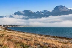 North Norway landscapes Stock Photos
