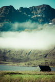 North Norway landscapes Royalty Free Stock Photography
