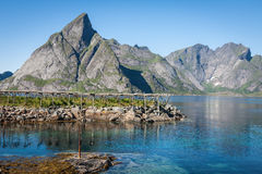 North Norway landscapes Stock Photo