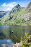 North Norway landscapes,Scandinavia. Stock Images