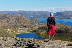 North Norway Stock Images