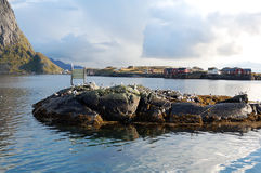 North Norwegian Coast Stock Photo