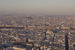 The North of Paris Royalty Free Stock Photo