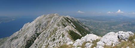 North part of Biokovo Royalty Free Stock Photo