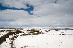 North Pennines in April Stock Images