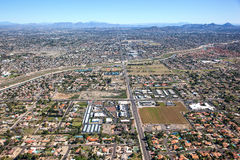 North Phoenix Stock Image