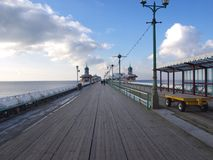 North Pier Stock Image