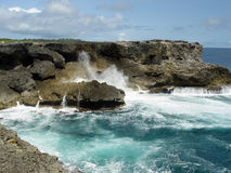 North Point, Barbados Imagem de Stock