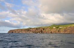 North Point von Sao Filipe Lizenzfreie Stockfotos