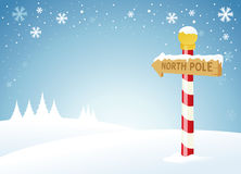 Free North Pole Stock Images - 12279454