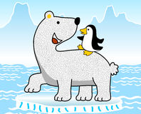 North pole Royalty Free Stock Images