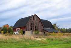 North Ravines Barn Stock Photos