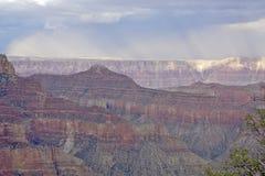 North Rim Grand Canyon Storm Royalty Free Stock Photos