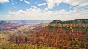 The North Rim of the Grand Canyon Royalty Free Stock Image