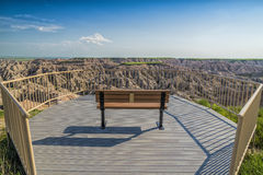 North Rim Observation Deck Royalty Free Stock Photo
