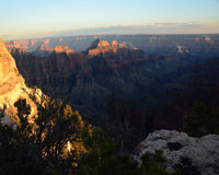 North Rim Stock Image