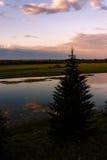 North river Royalty Free Stock Image