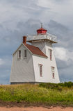 North Rustico lighthouse Royalty Free Stock Image