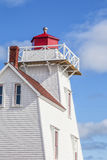 North Rustico Lighthouse Stock Images