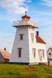 North Rustico Lighthouse Royalty Free Stock Photo