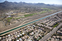 North Scottsdale Stock Photo