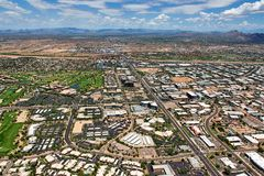 North Scottsdale, Arizona Royalty Free Stock Photography