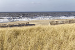 The north sea Stock Photography