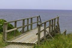 North Sea beach on Sylt Stock Photos