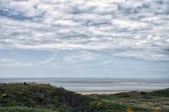 North Sea Coastline Stock Images