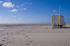 North Sea Island Borkum Stock Images