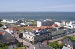North Sea Island Borkum Royalty Free Stock Photo