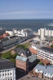 North Sea Island Borkum Stock Image