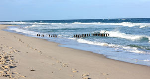 North Sea island of Sylt Westerland. Stock Photo