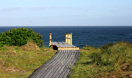 North Sea island of Sylt Westerland!! Royalty Free Stock Image