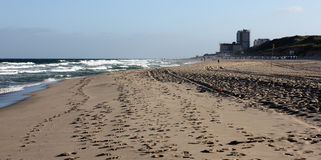 North Sea island of Sylt Westerland! Royalty Free Stock Photo