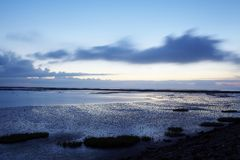 North Sea (Luettmoorsiel) - Cloauds Stock Images