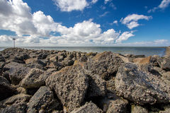 North Sea, Schleswig-Holstein! Stock Photos