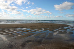 NORTH SEA SUMMER Stock Image