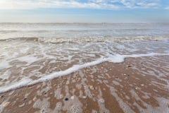 North sea waves Royalty Free Stock Photo
