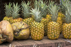 North Shore fruit stand Royalty Free Stock Images