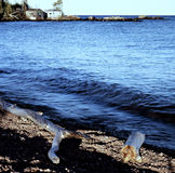 North Shore of Lake Superior - Minnesota Royalty Free Stock Images