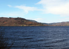 North Shore of Loch Ness Stock Photos