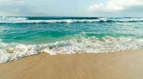 North Shore Oahu Hawaii Bonsai Pipline Pacific Ocean United Stat Royalty Free Stock Photography
