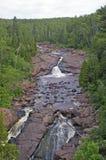 A North Shore River Royalty Free Stock Photo