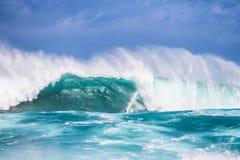 North Shore Waves Royalty Free Stock Photos